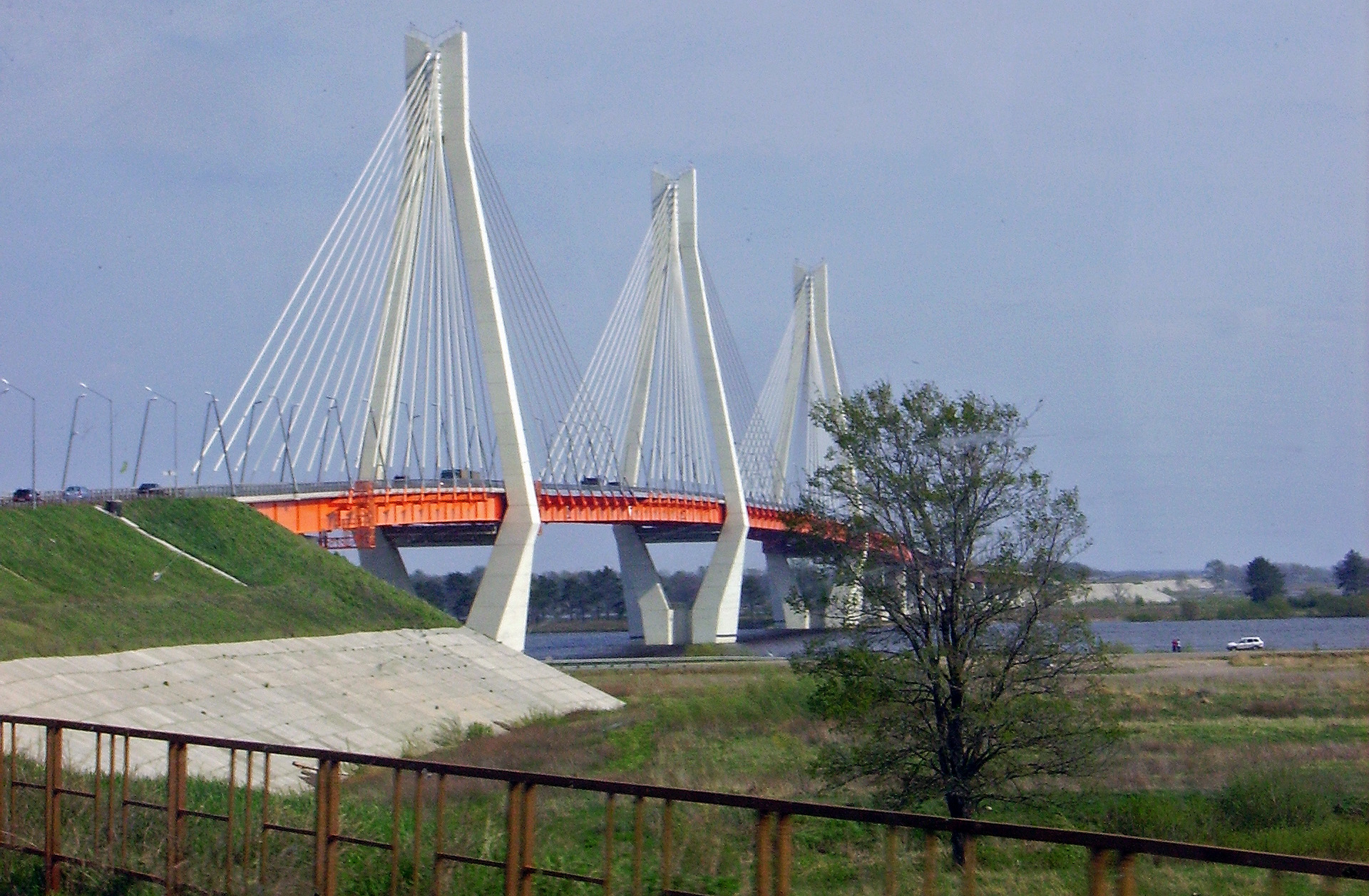 Муром мост через оку фото