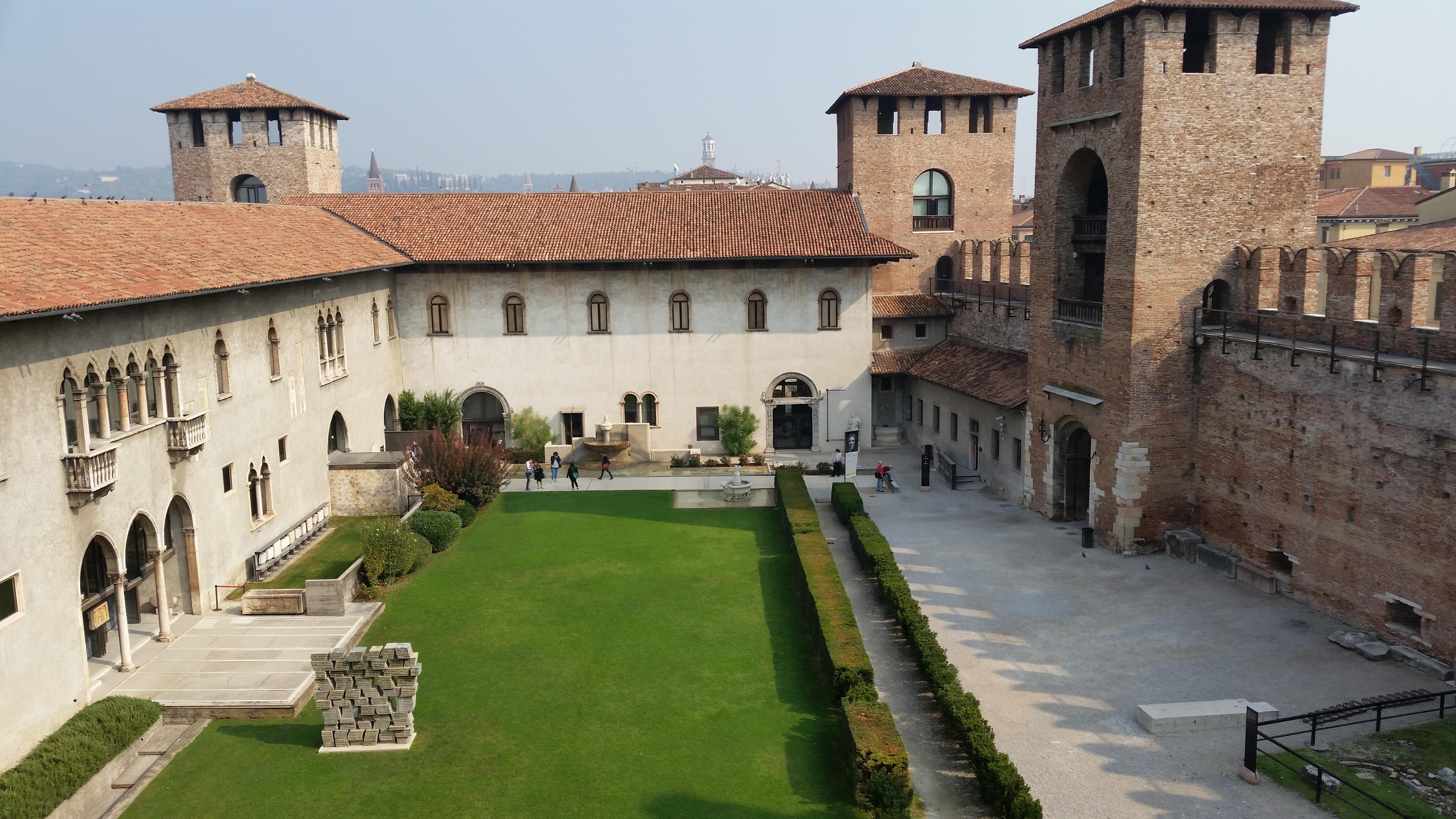 Museo Di Castelvecchio.File Museo Di Castelvecchio Verona 2 Jpg Wikimedia Commons
