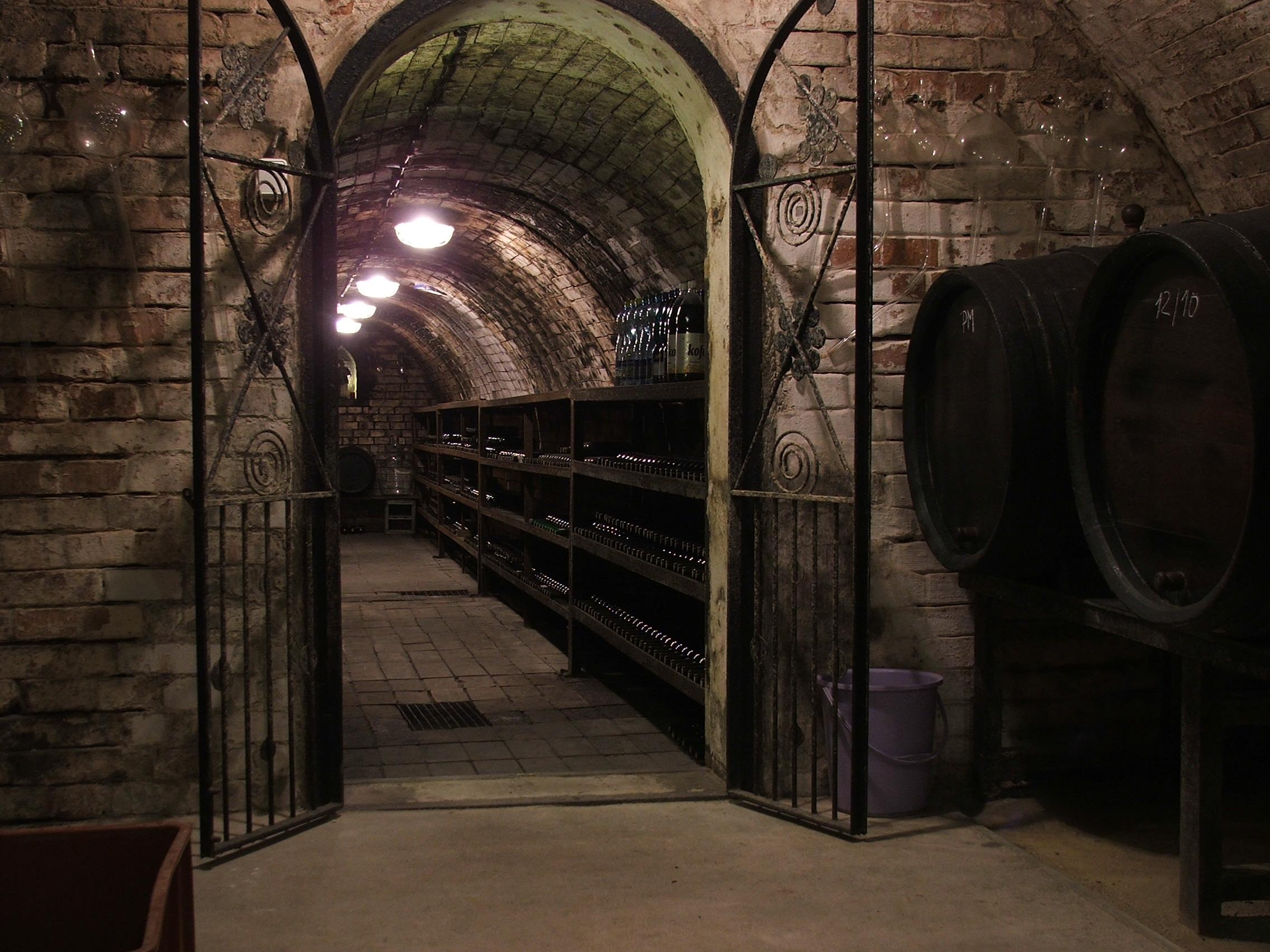 Mutenice Wine Cellar
