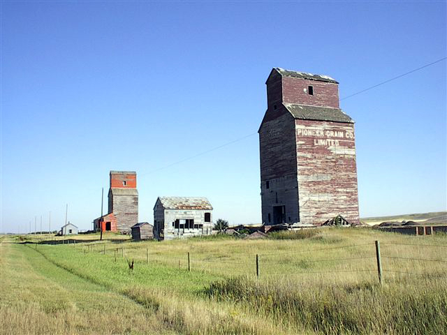 Saskatchewan is renowned for its wide-open landscapes. A great place to go for a drive when not studying.