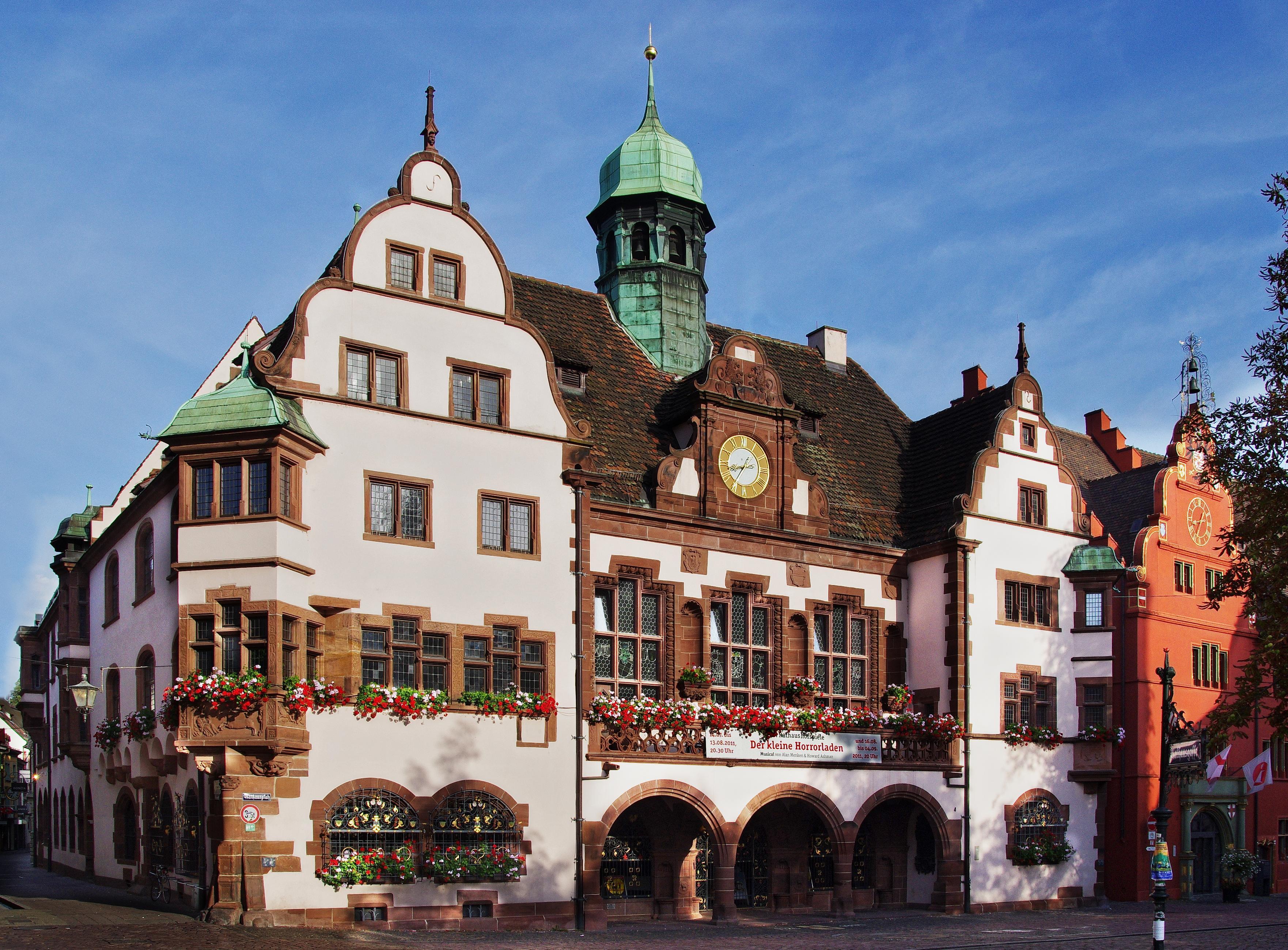 Freiburg sehensw rdigkeiten thinglink for Designhotel stadtgarten freiburg