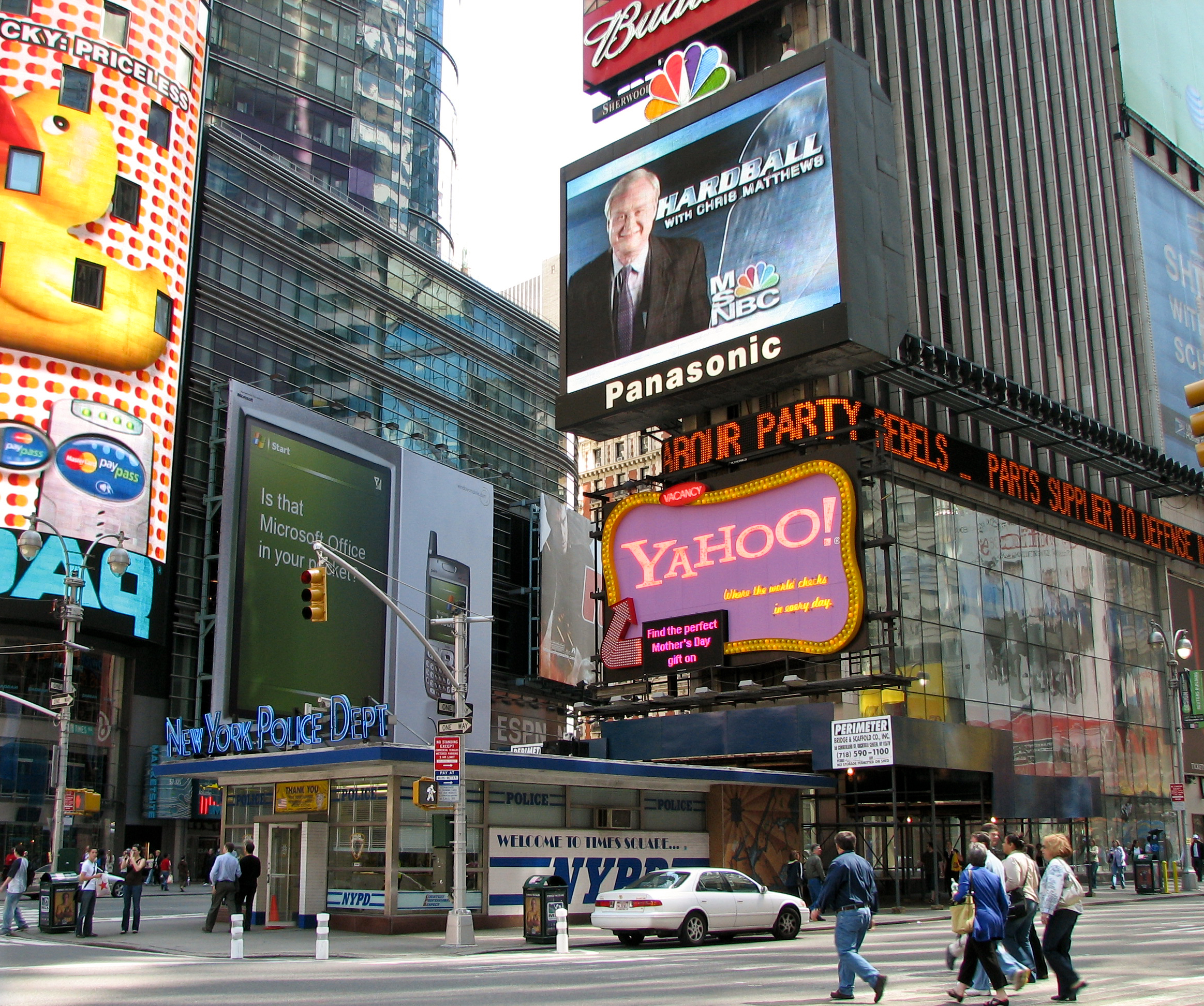 Times square new york city tourist attractions wiki for Things to do in times square nyc
