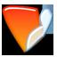 Noia 64 filesystems folder orange open.png