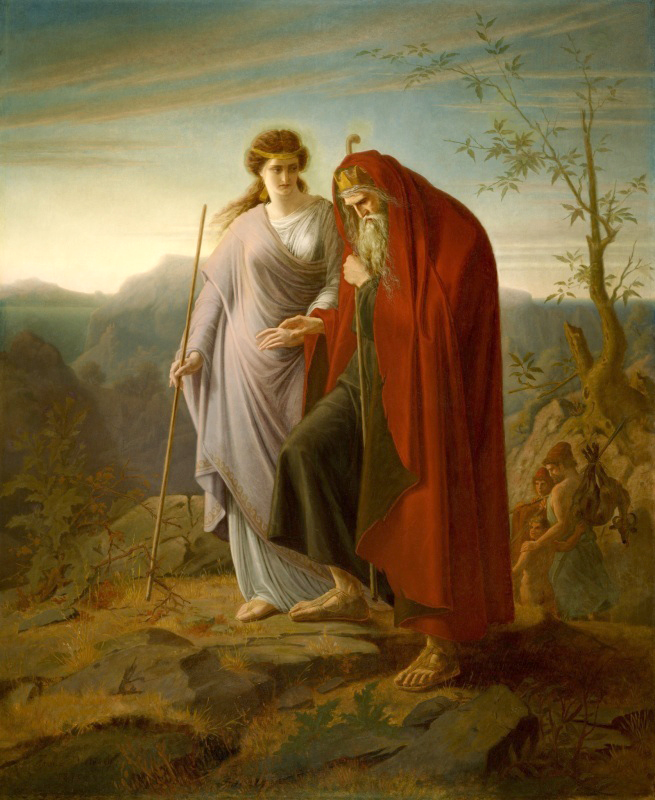 oedipus and antigone Oedipus rex is the greatest of the greek tragedies, a profound meditation on the human condition the story of the mythological king, who is doomed to kill his father and marry his mother, has resonated in world culture for almost 2,500 years.