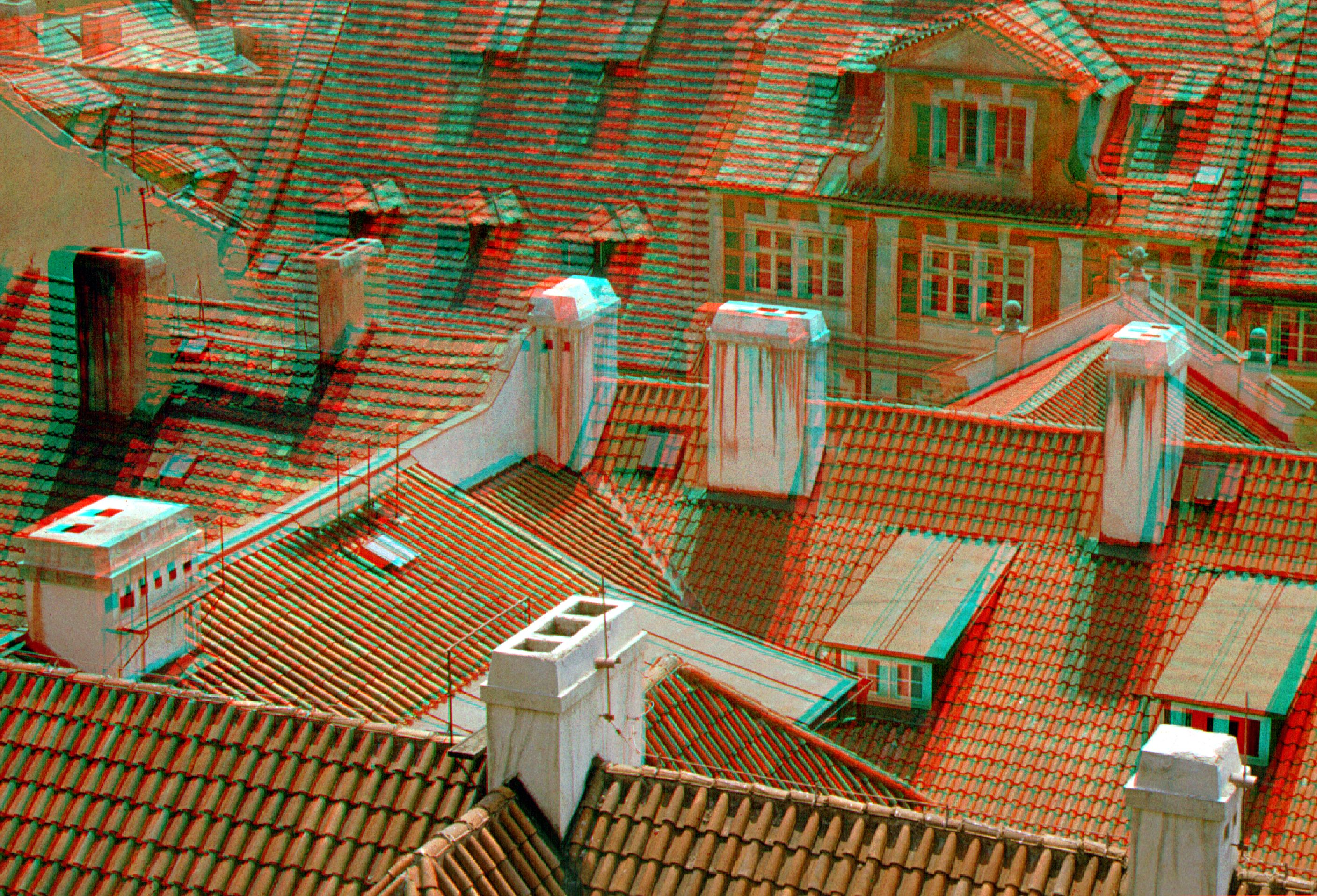 File:Old Prague roofs anaglyph.jpg