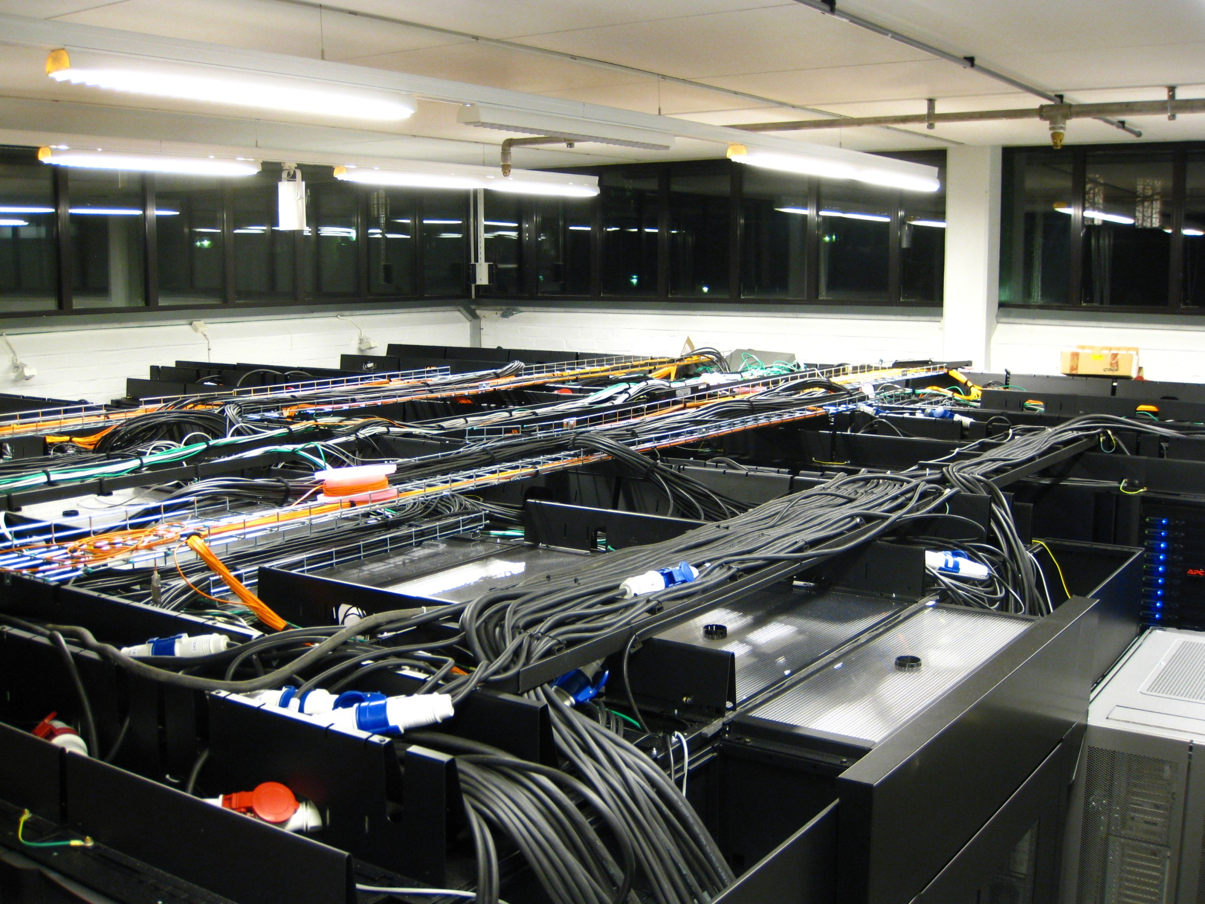 3Link Company Limited  Data center builderComputer Room