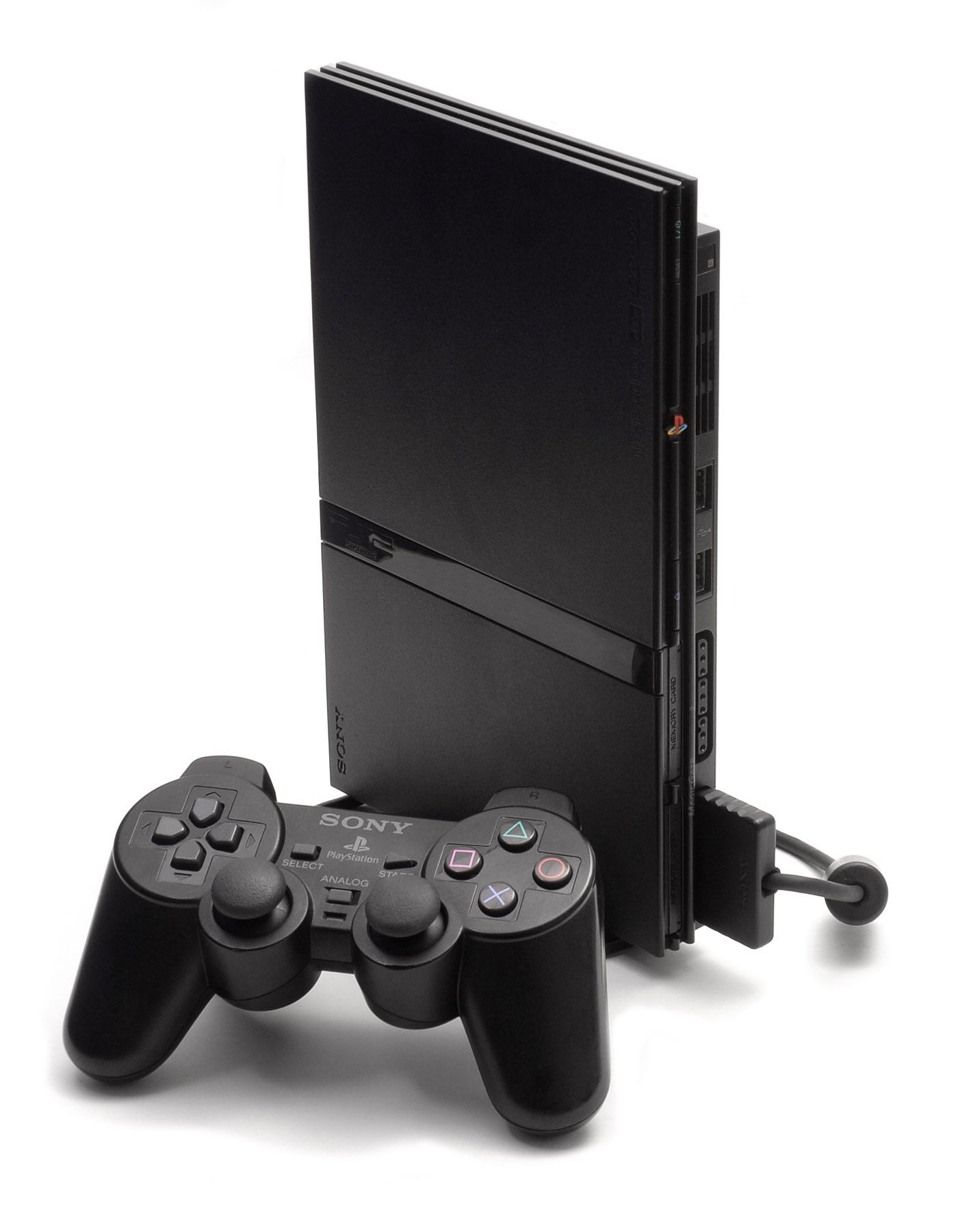 File:PS2-slim-console.jpg - Wikimedia Commons