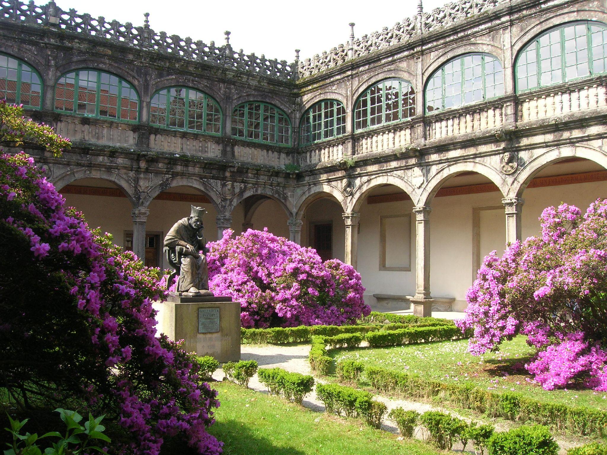 Resultado de imagen de palacio de fonseca
