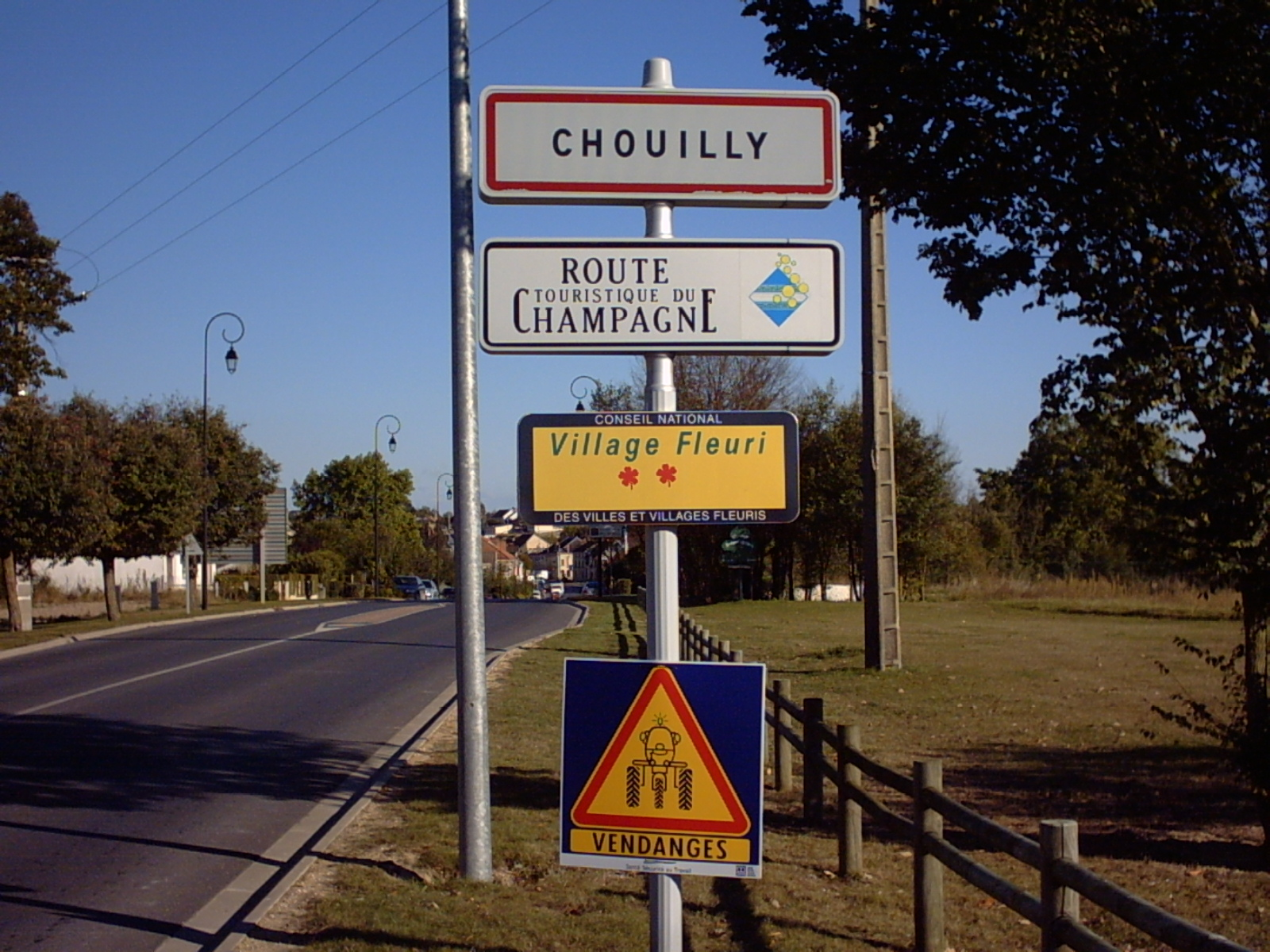 champagne village profile  chouilly  a grand cru in the