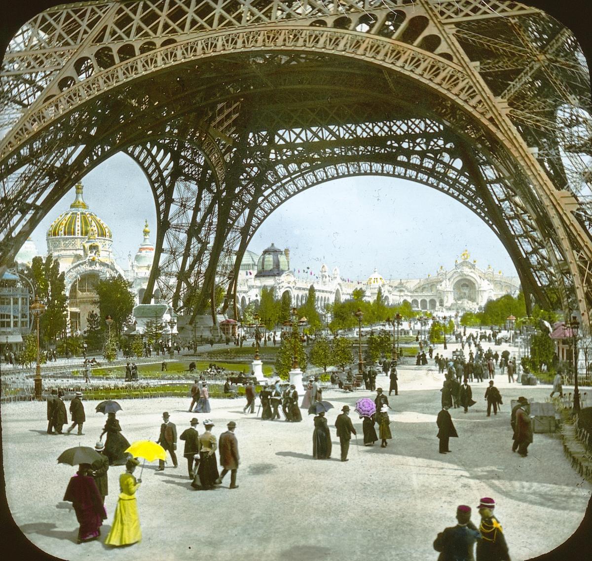 File paris exposition champ de mars and eiffel tower for Expo photo paris