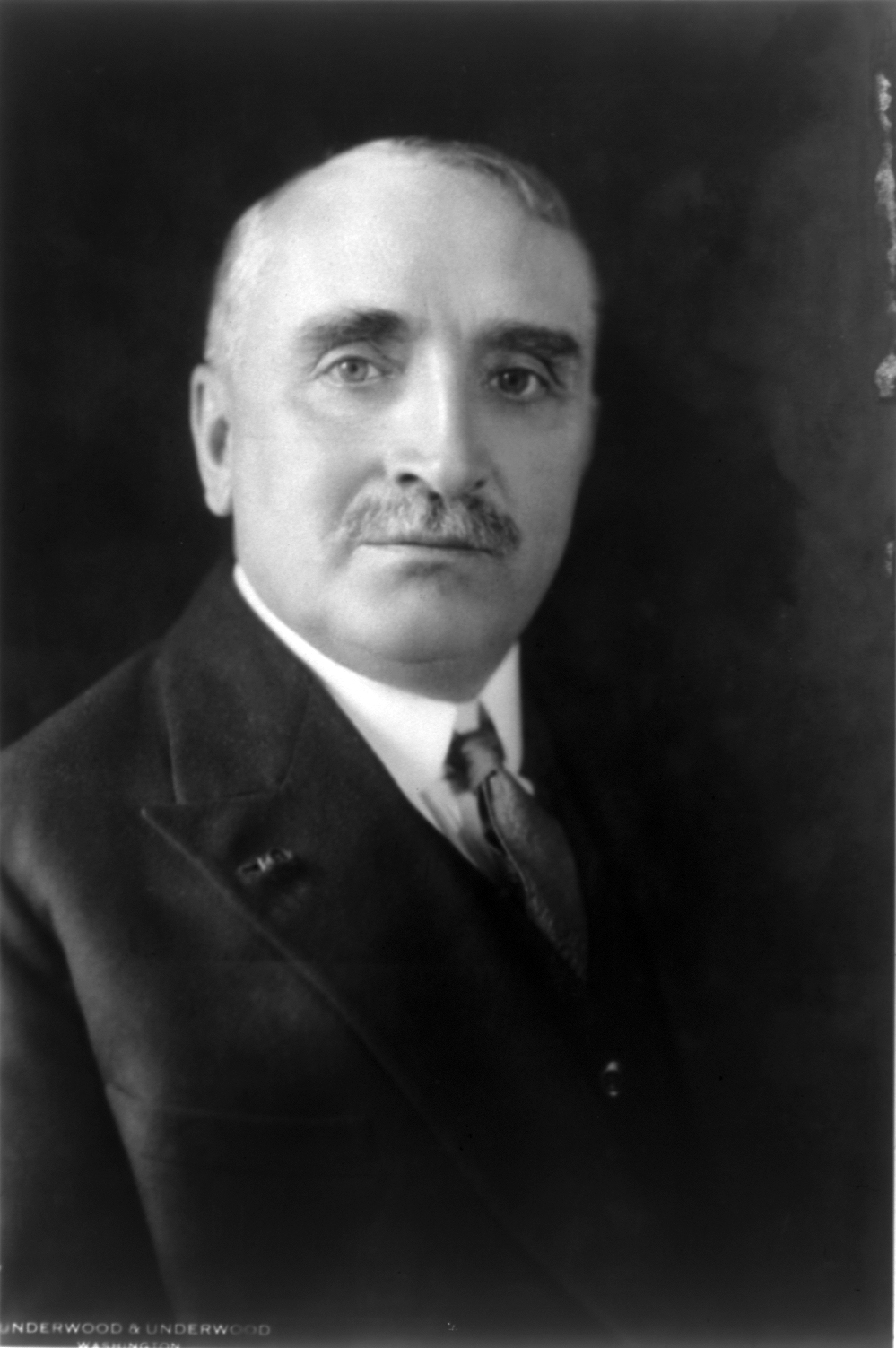 Portrait of Paul Claudel