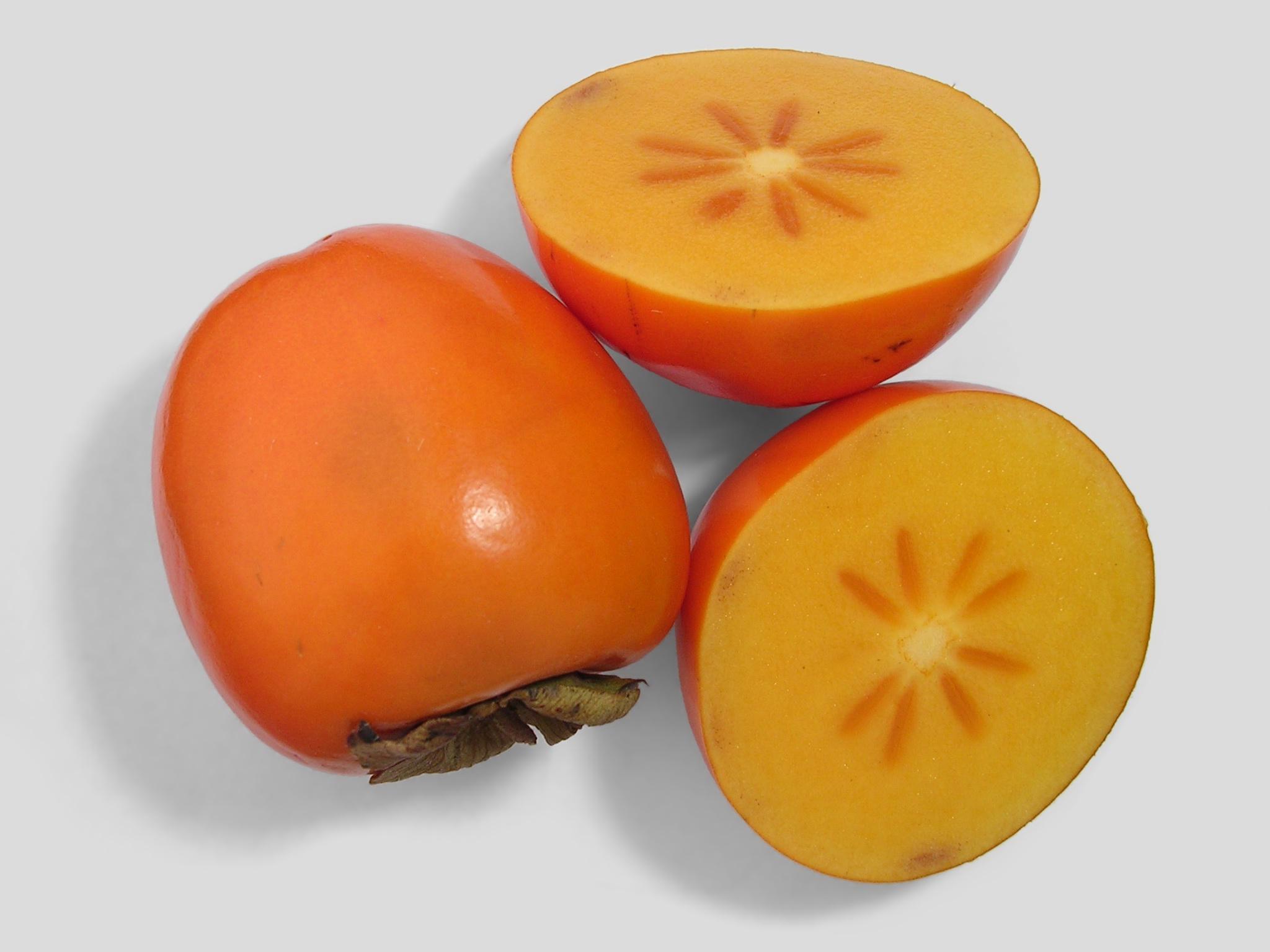 Madurar persimmon como kaki