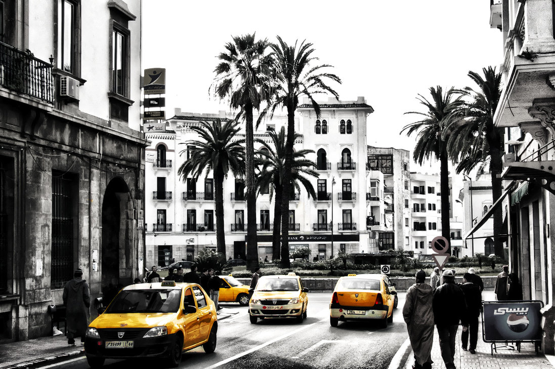 Taxi New York >> Taxis au Maroc — Wikipédia