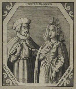 Philippa de Coucy, Countess of Oxford English noblewoman