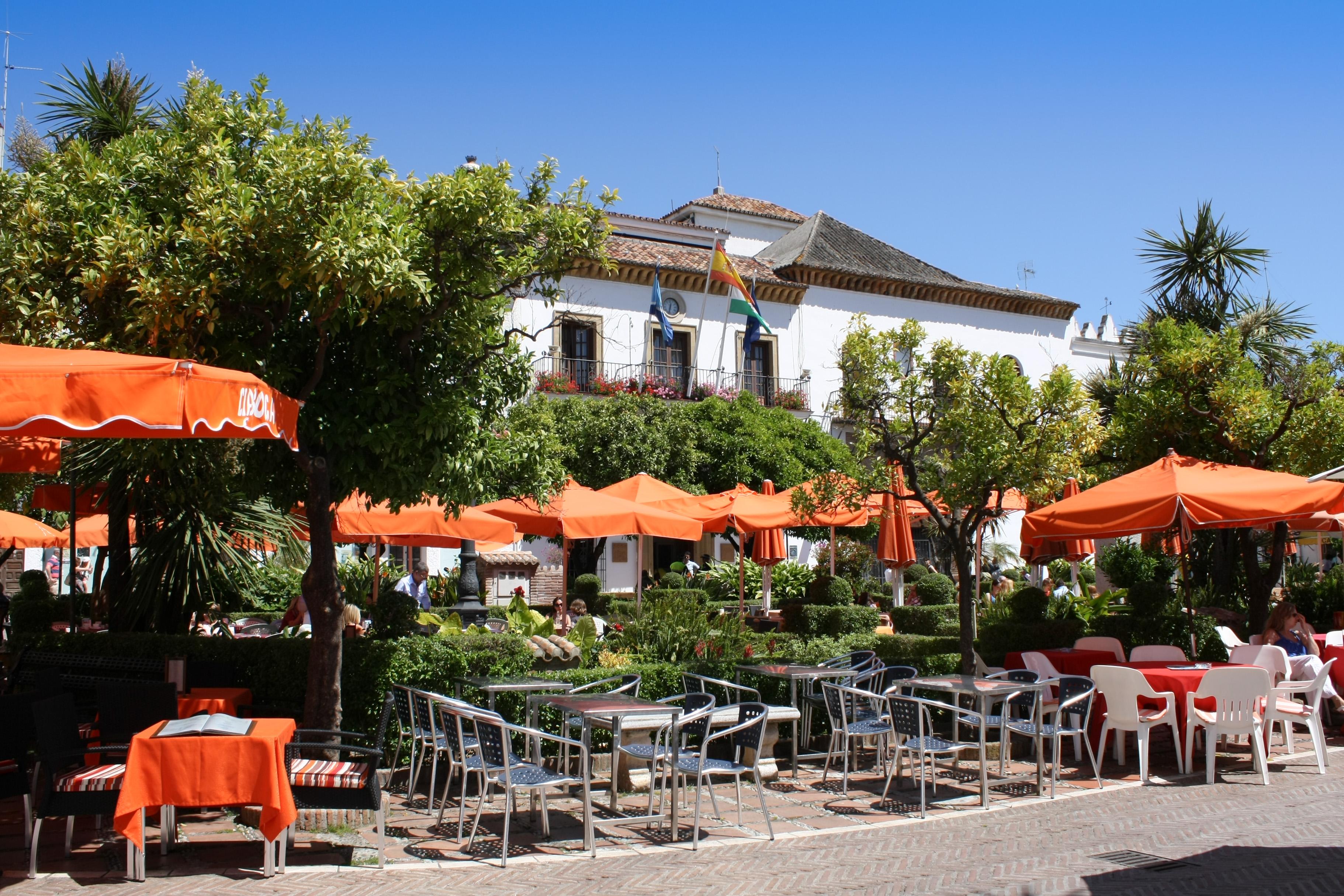 Marbella Restaurants On The Beach