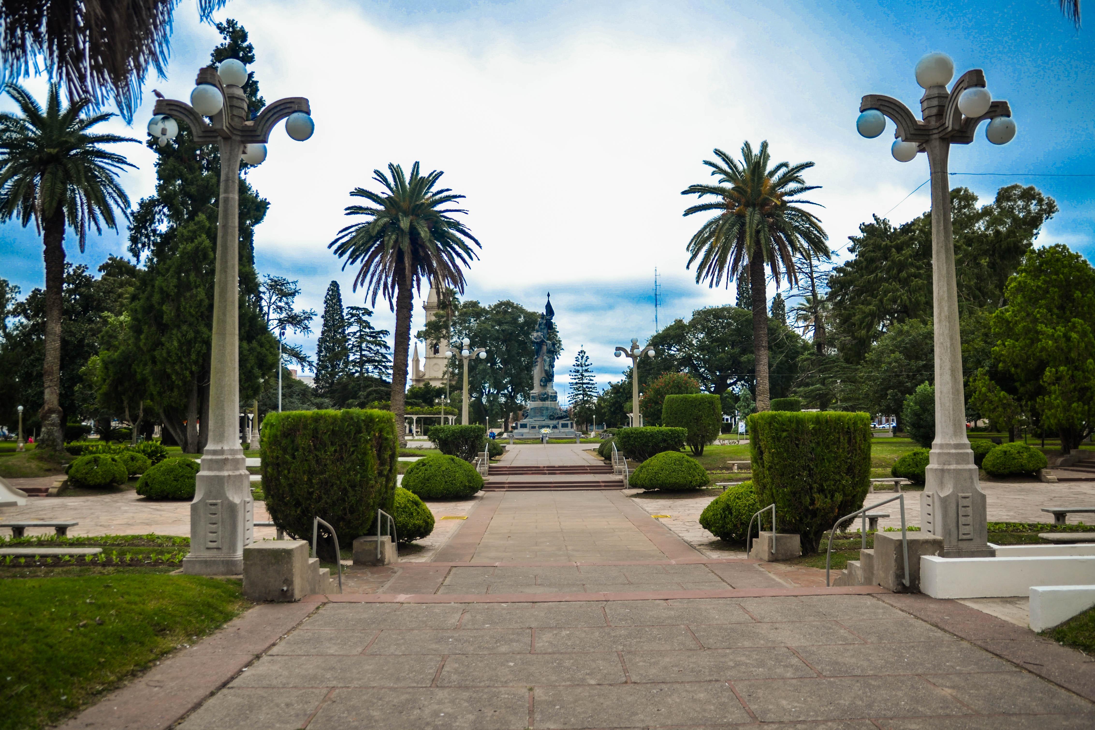 Fileplaza San Martín Esperanza Santa Fe 1jpg Wikimedia Commons