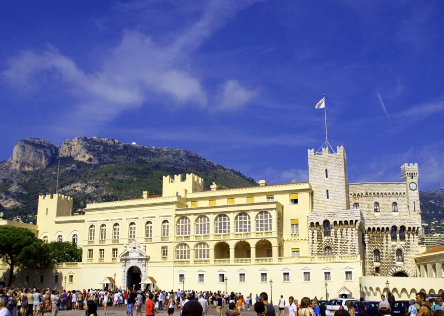 Palacio del Príncipe // Fuente: Wikimedia