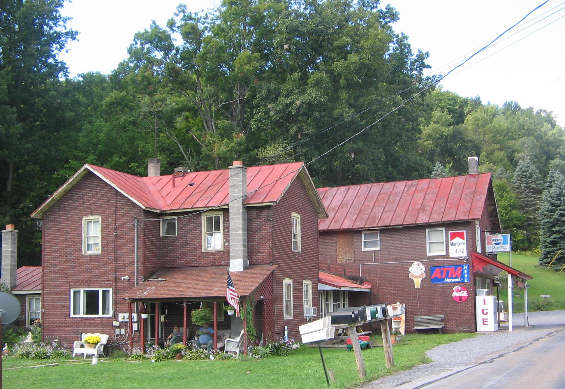 Plunketts Creek Township, Lycoming County, Pennsylvania