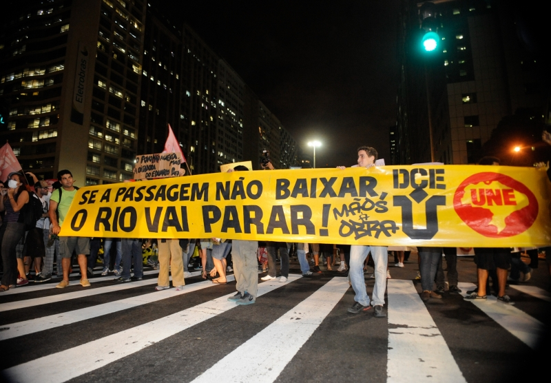 Brazilian Protests