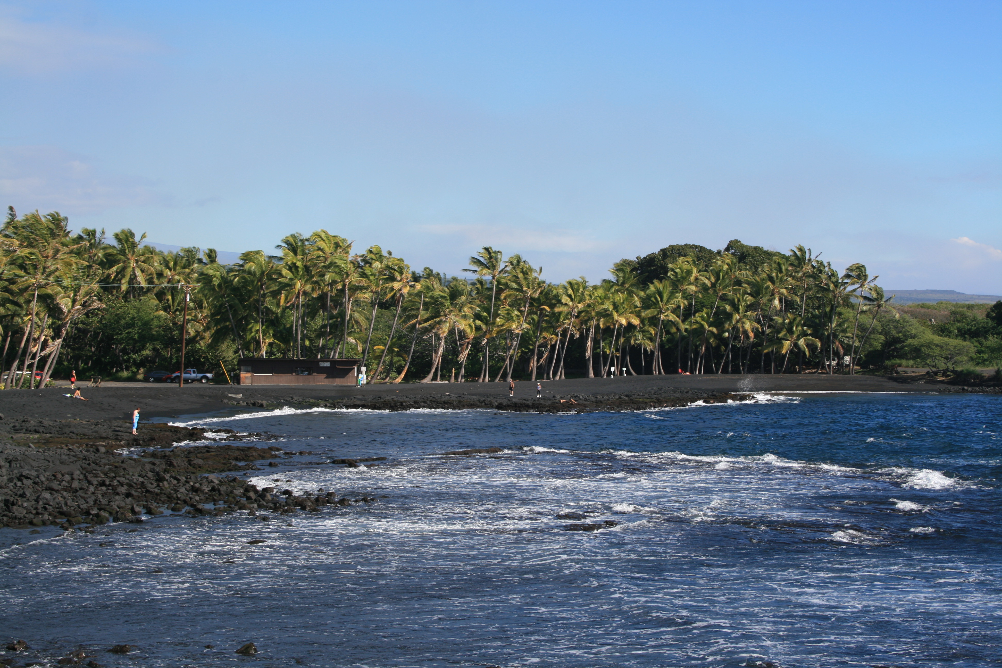 Hawaii Beach Sand California
