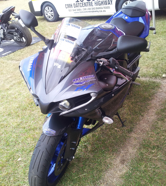 Yamaha R Precio Mexico