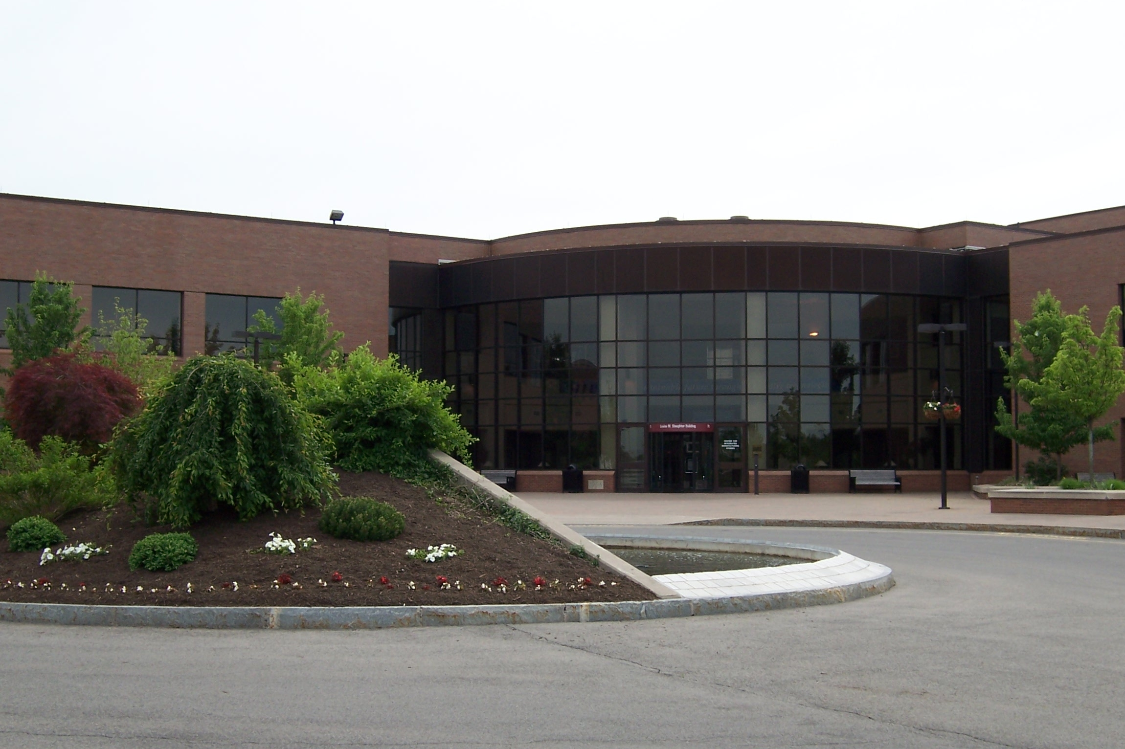 Slaughter Hall on the RIT Campus