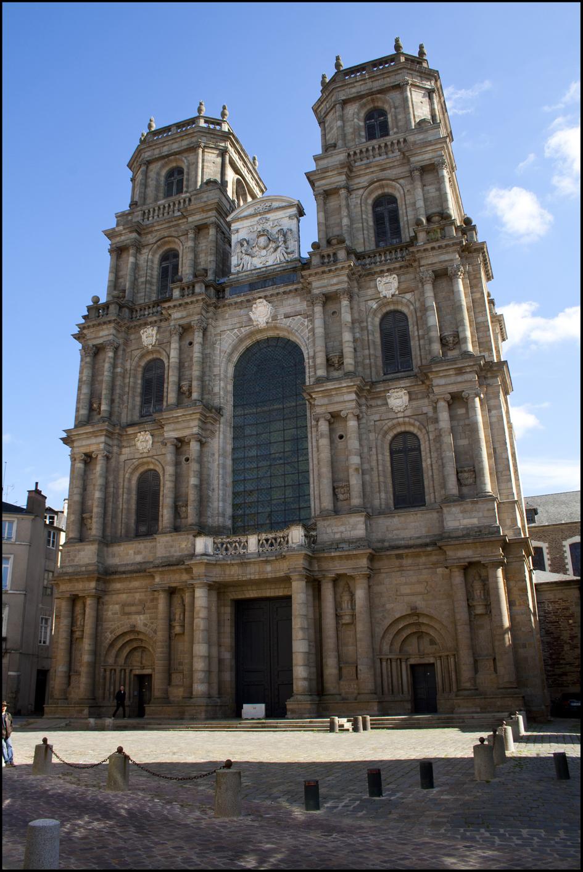 Catedral de San Pedro (Rennes) - Wikipedia, la enciclopedia libre