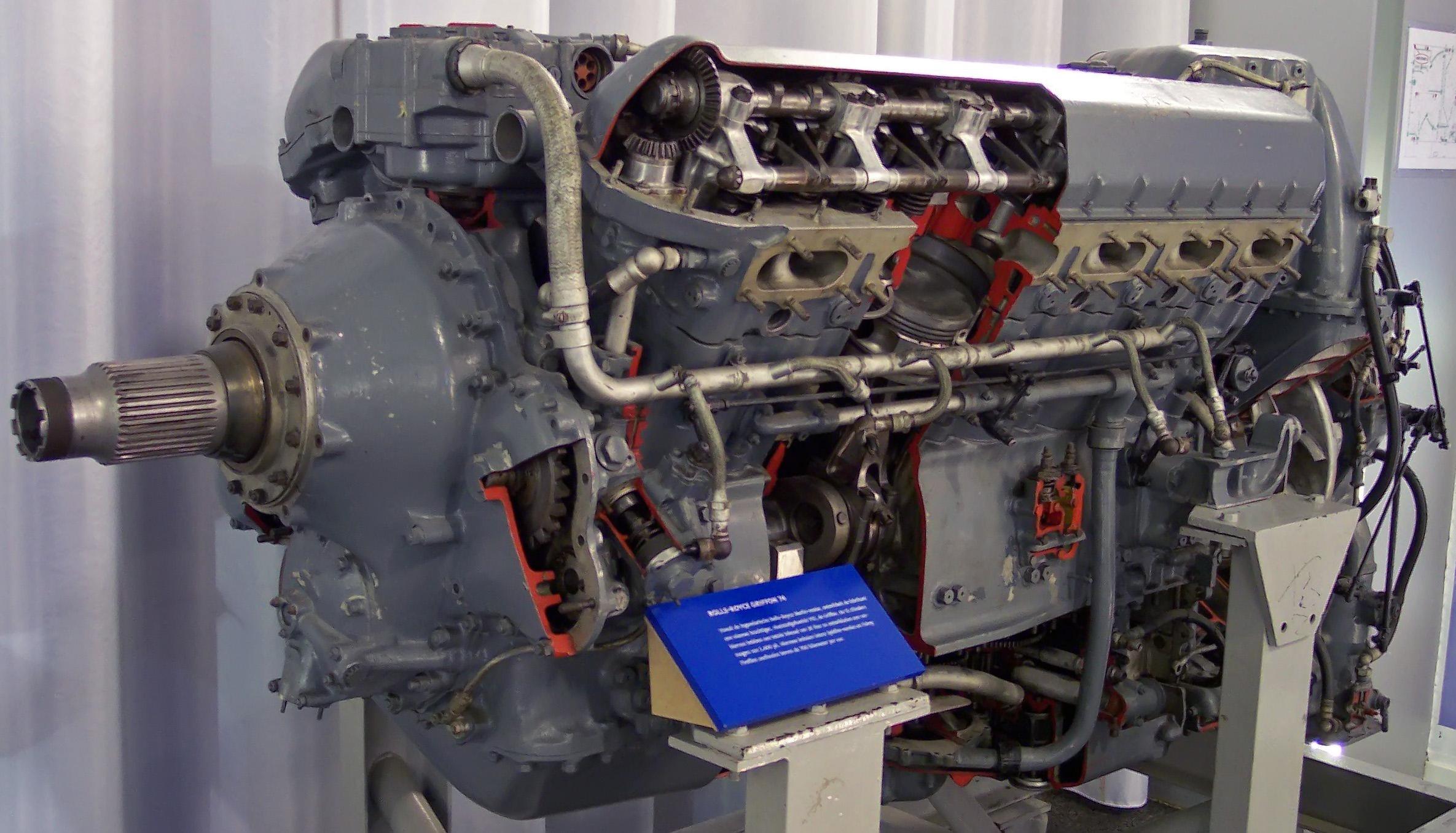 Rolls Royce Griffon Wikipedia 2011 Mustang Power Seat Wiring Diagram