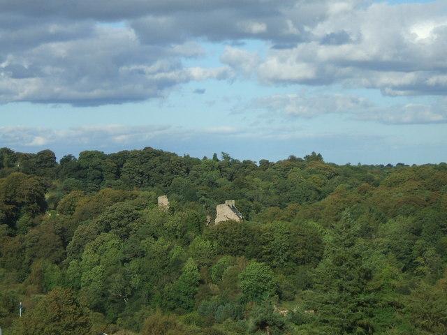 Roslin Castle - geograph.org.uk - 1498159