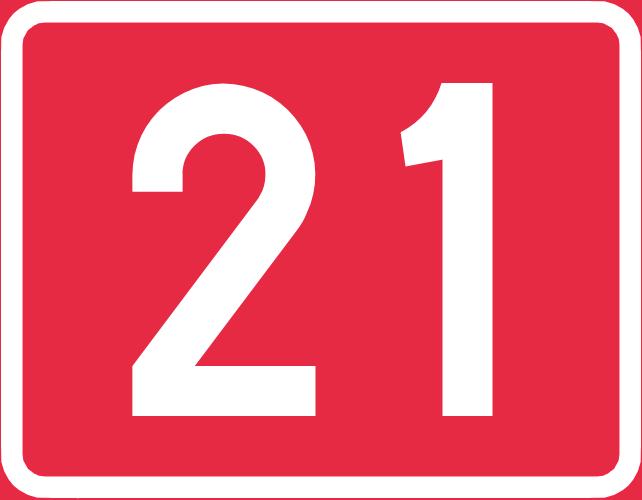 Valtatie 21