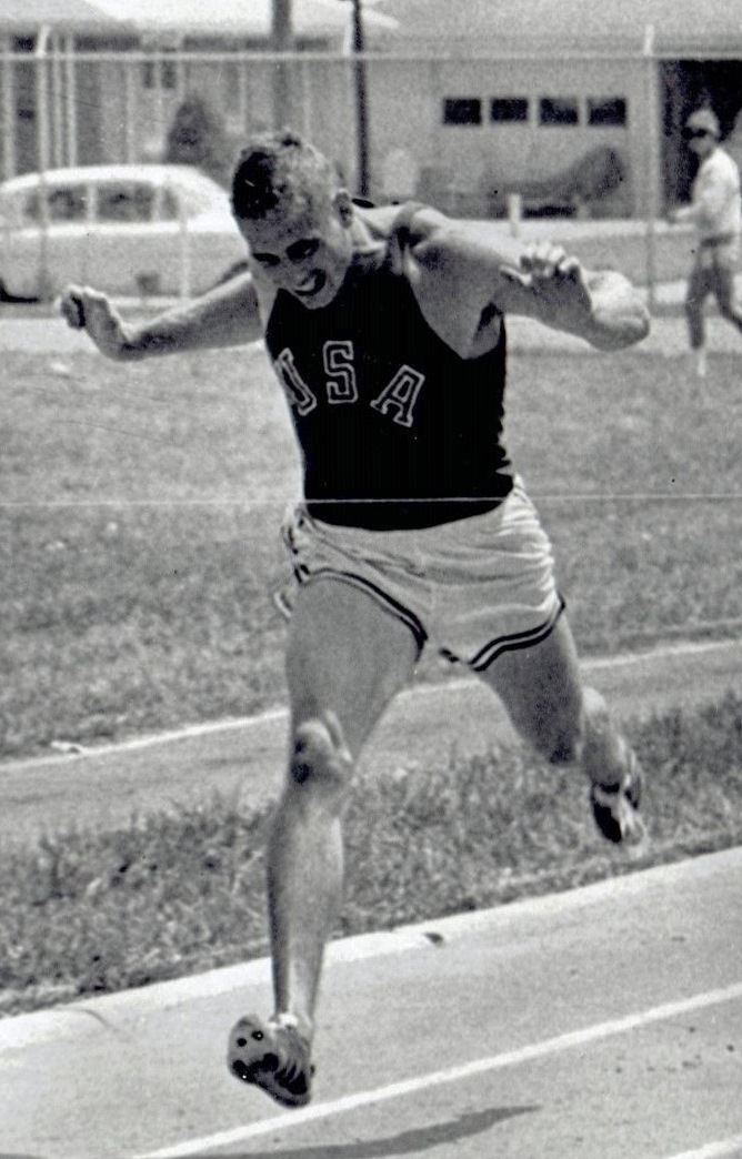 Hodge in 1966