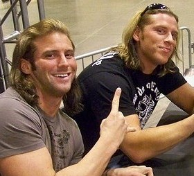 Curt Hawkins and Zack Ryder Professional wrestling tag team