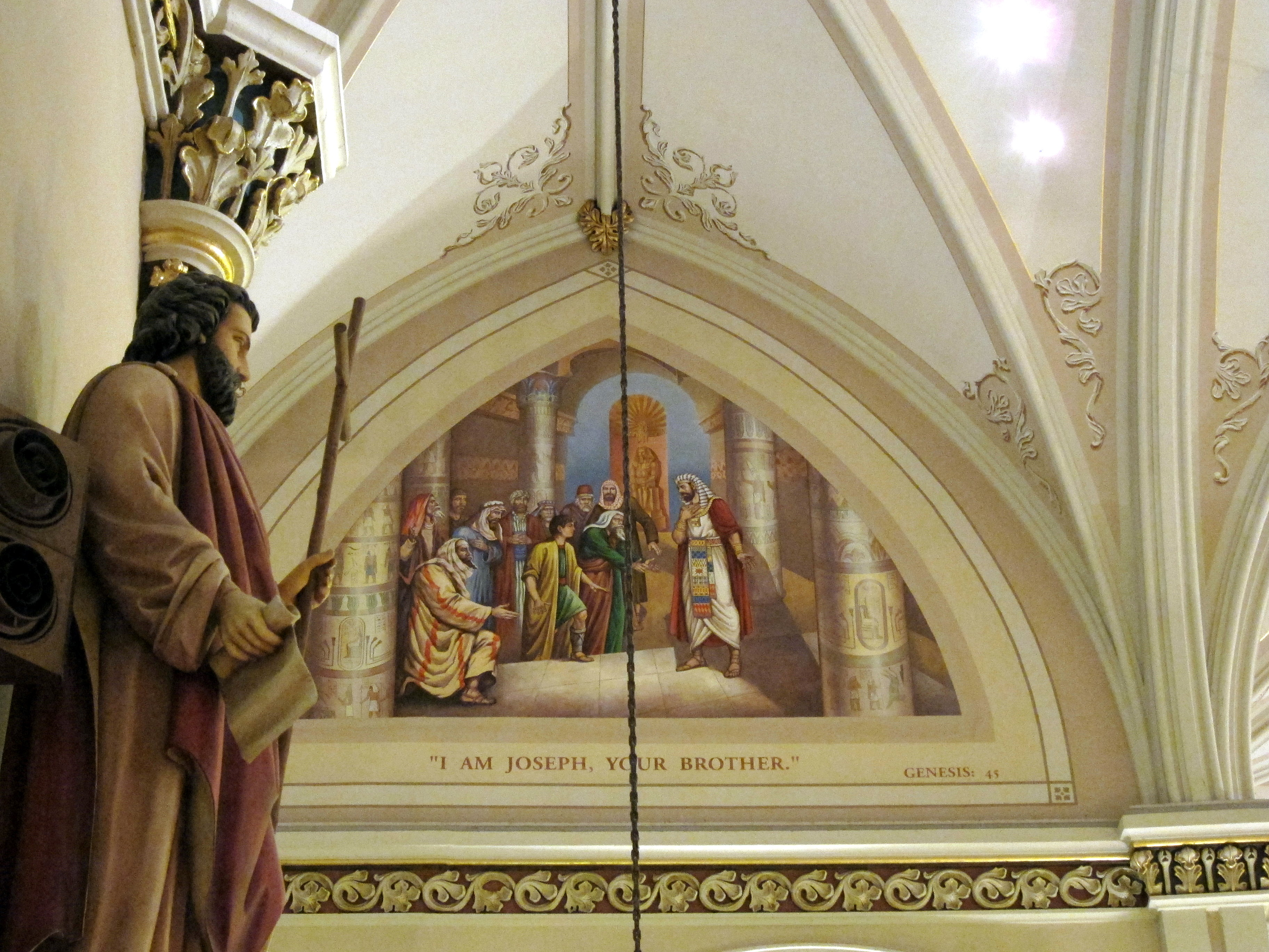 File Saint John The Evangelist Delphos Ohio Interior