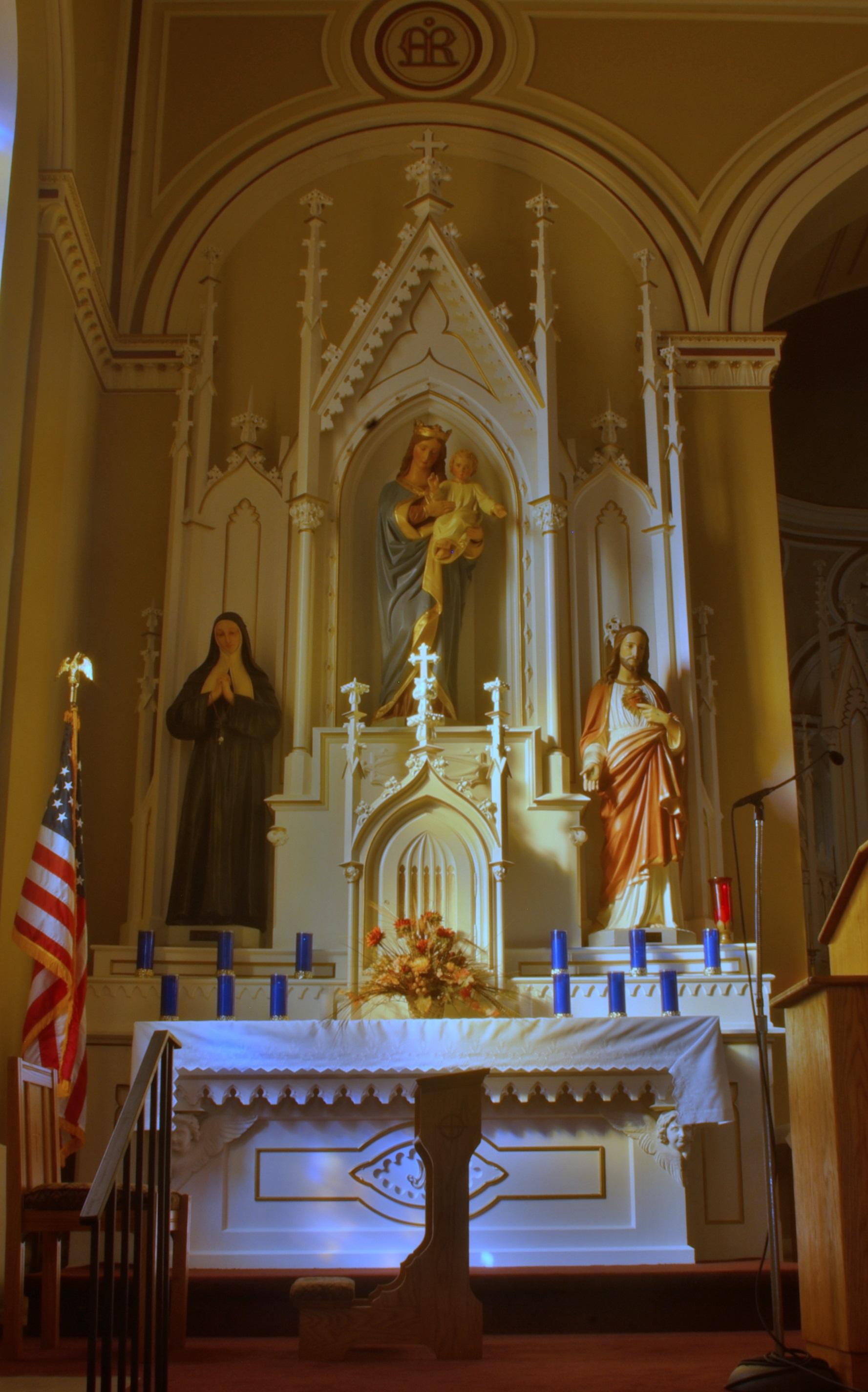 File:Saint Mary Catholic Church (Philothea, Ohio ...