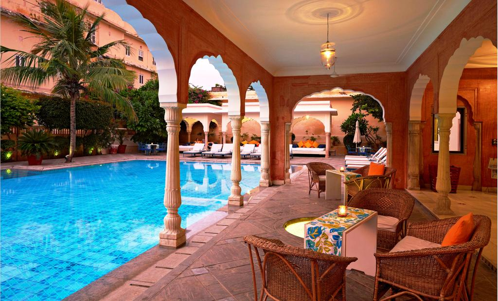 Heritage hotel Jaipur