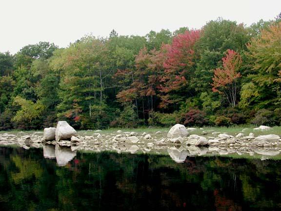 Rhode Island Autumn