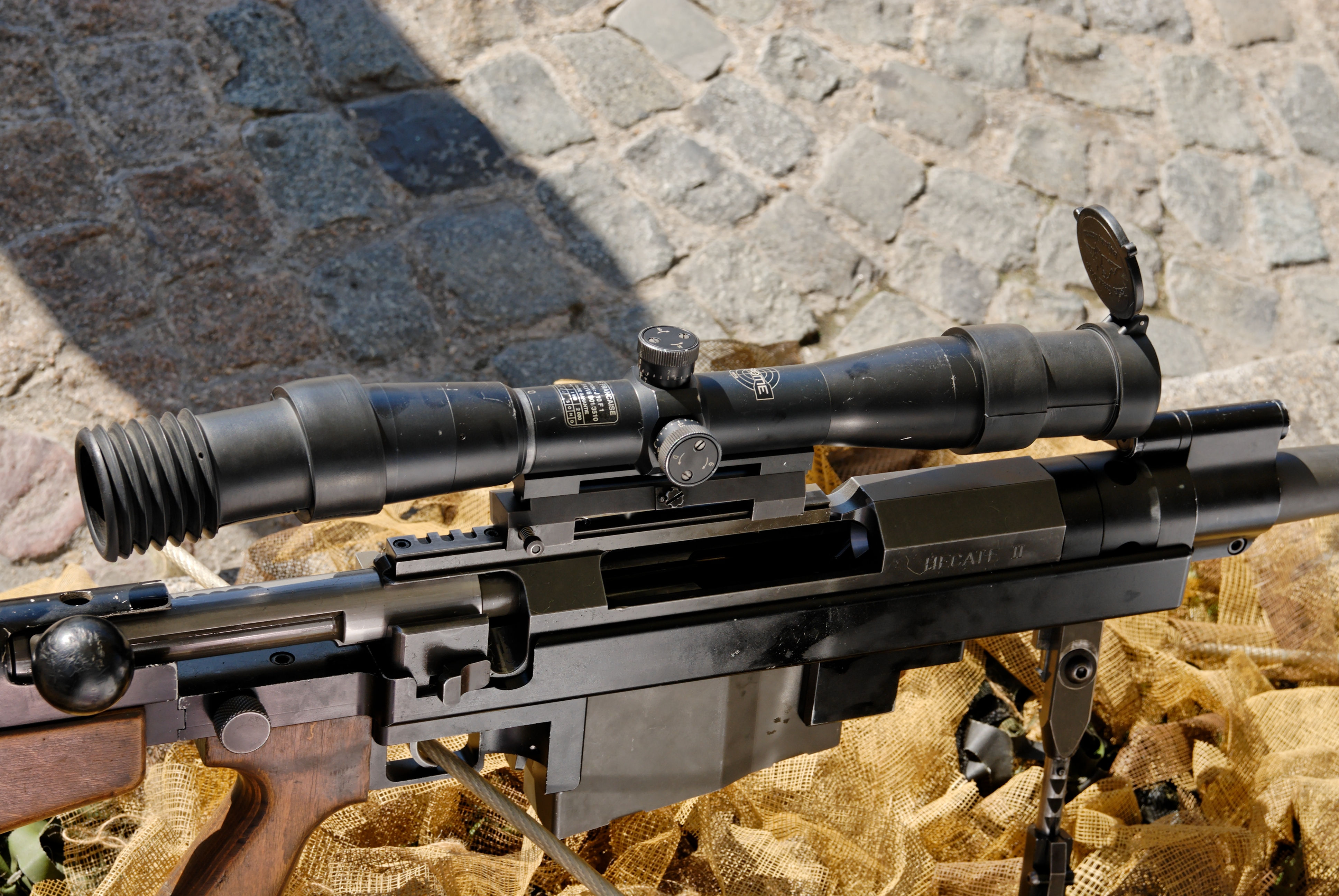 Telescopic Sight Military Wiki Fandom Powered By Wikia