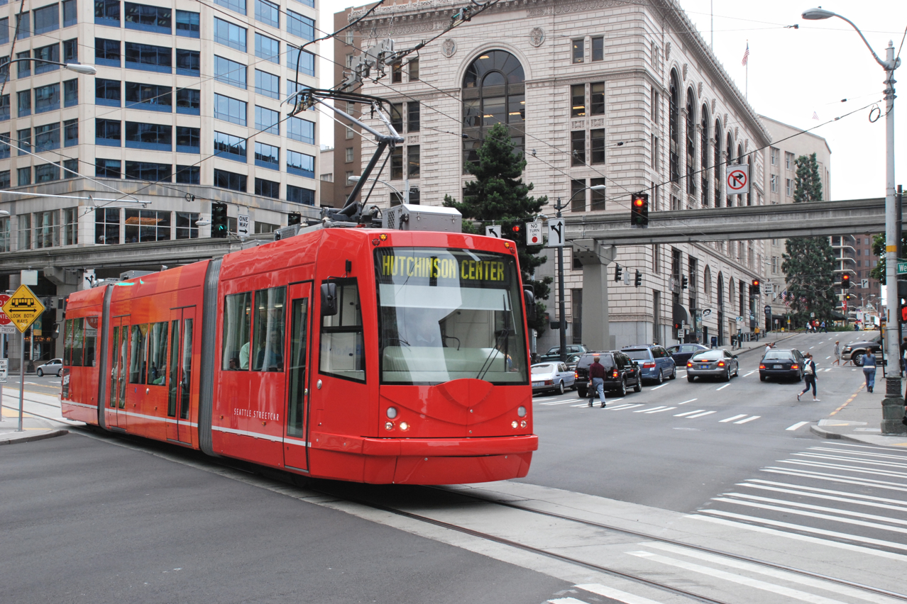 South Lake Union Streetcar - Wikipedia