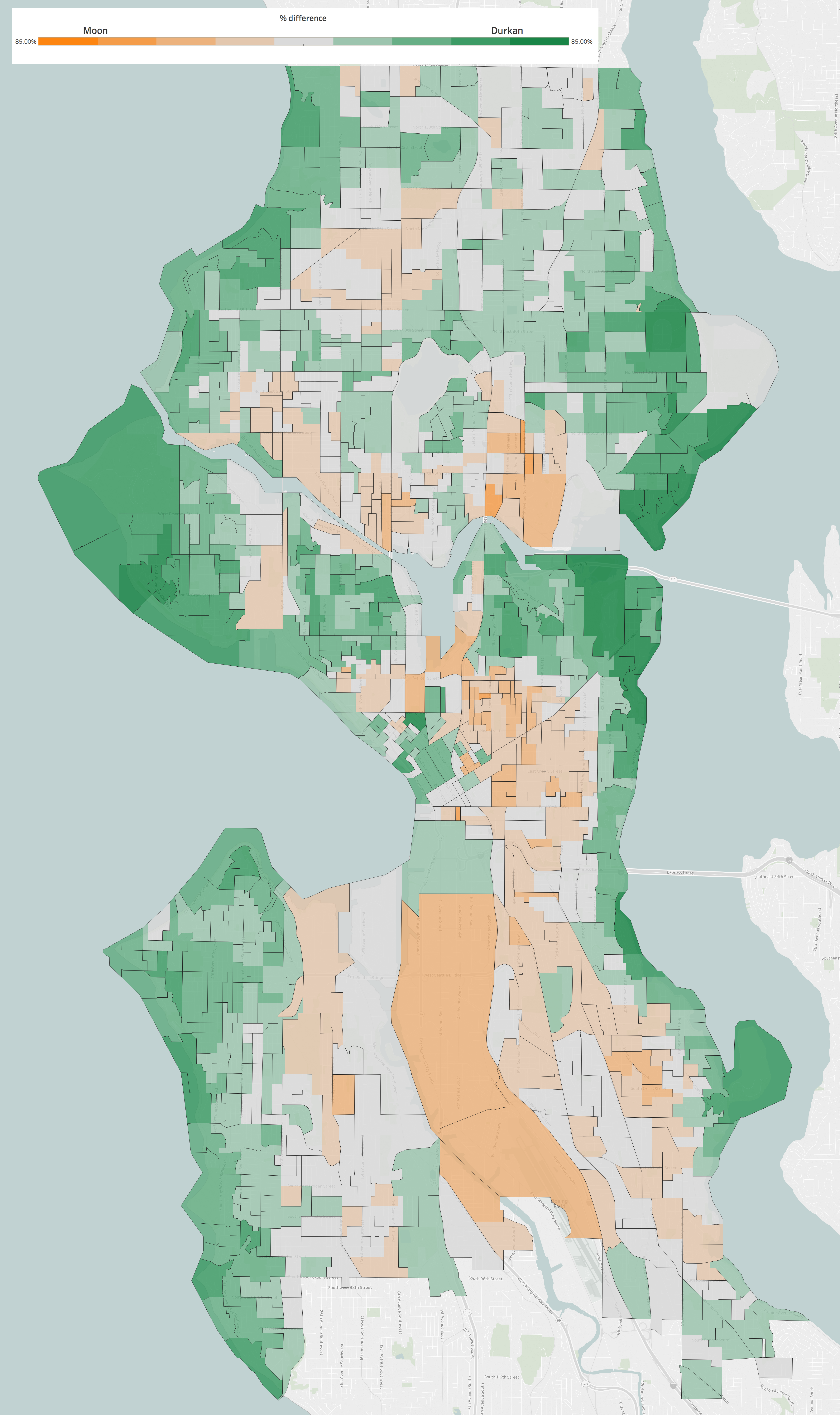 fabulous seattle vote map results