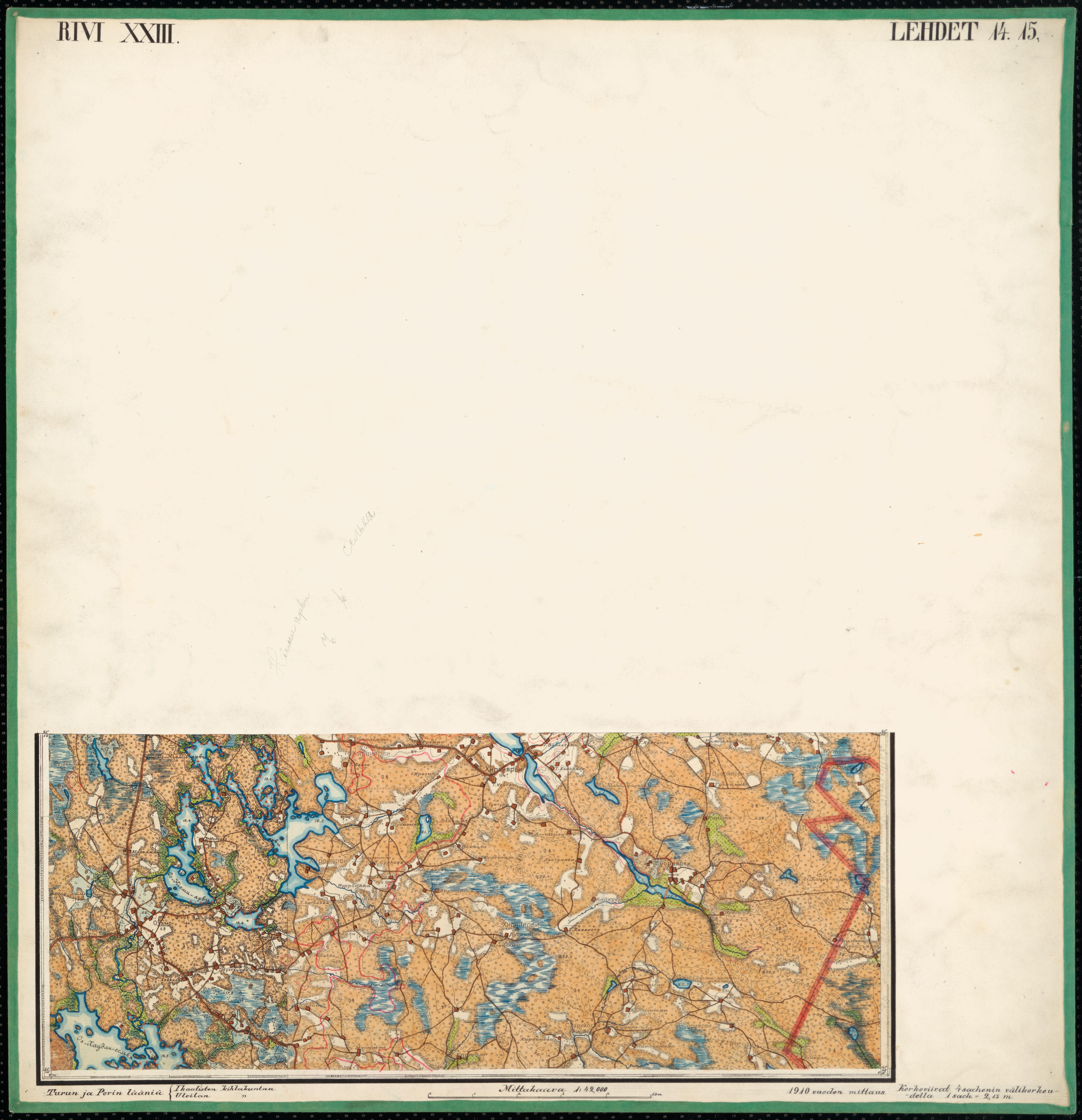 File Senate Atlas 1870 1907 Sheet Xxiii Xxiv 14 15 Siikainen Jpg