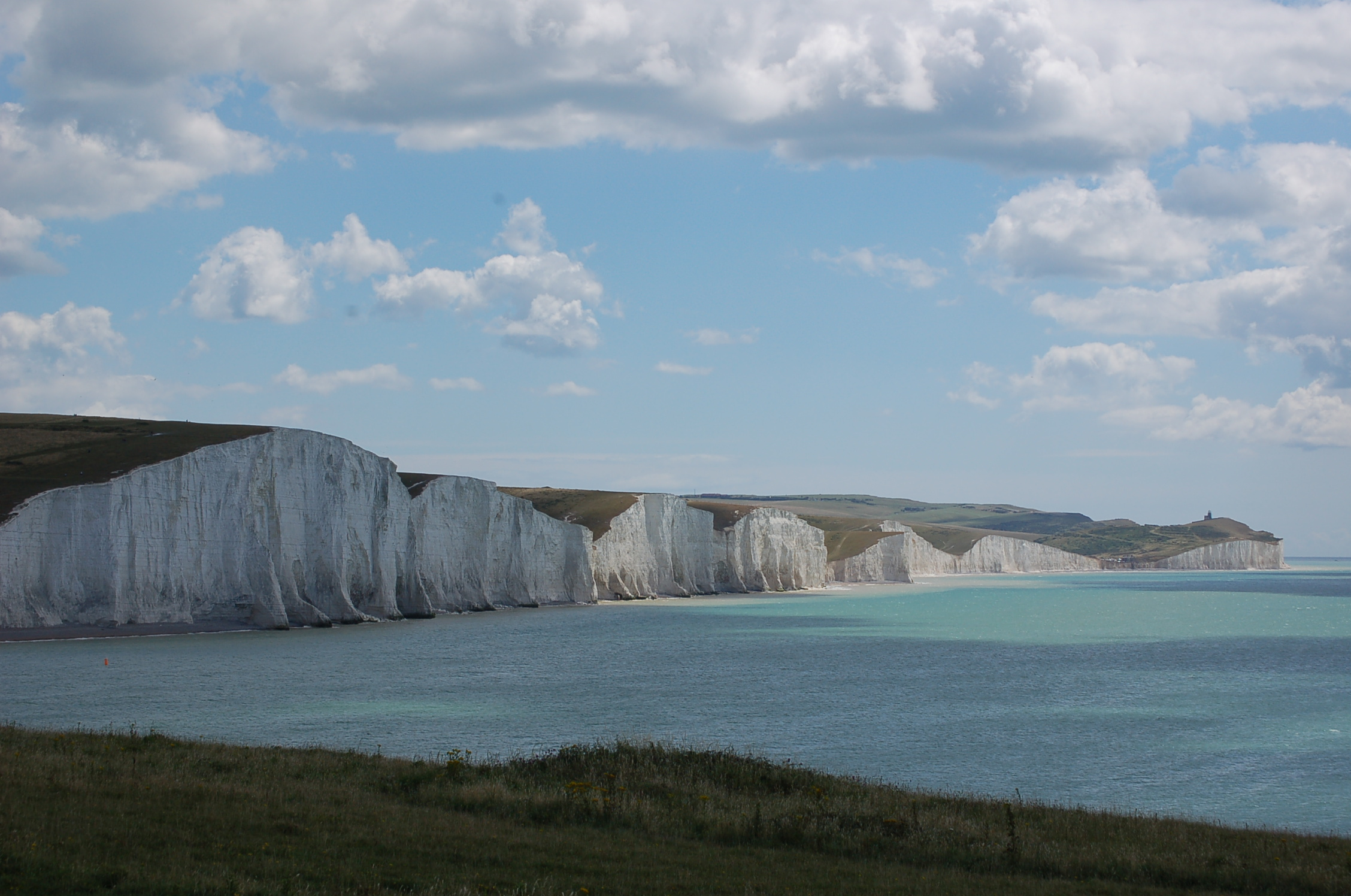 seven sisters map sussex