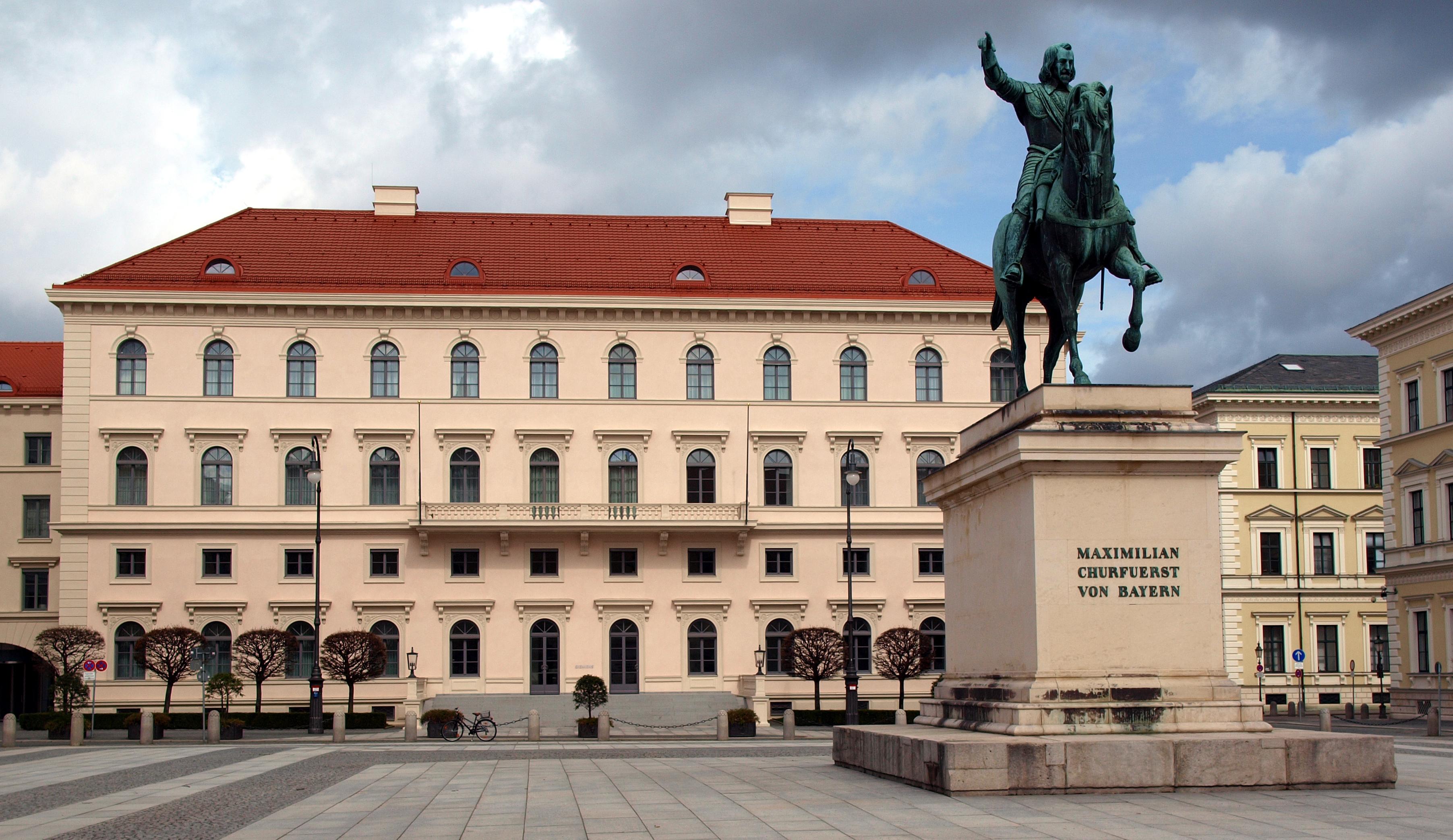 Siemens-Zentrale am Wittelsbacherplatz