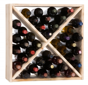 An ex&le of a wine cube & Wine rack - Wikiwand