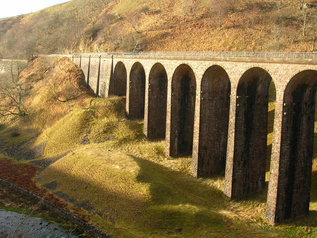Smardale Gill Viaduct - geograph.org.uk - 1620544