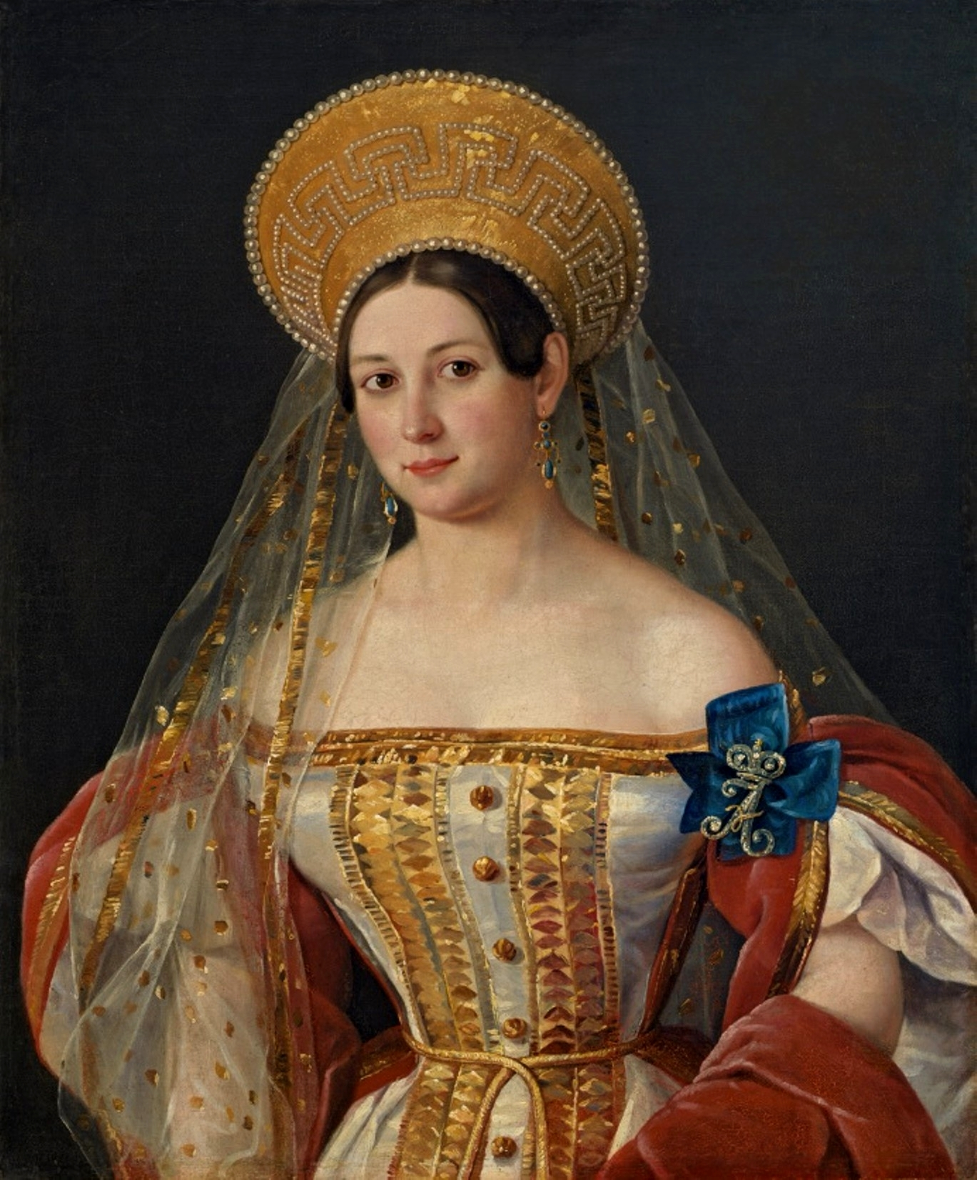 Sofia Vassilyevna Orlova-Denisova by Petr Orlov.jpg