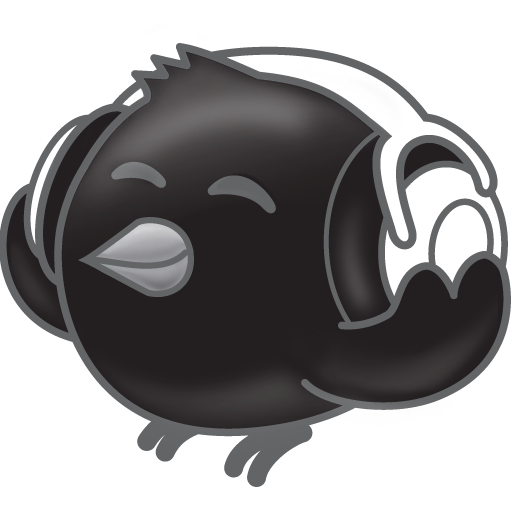 Songbird mascot