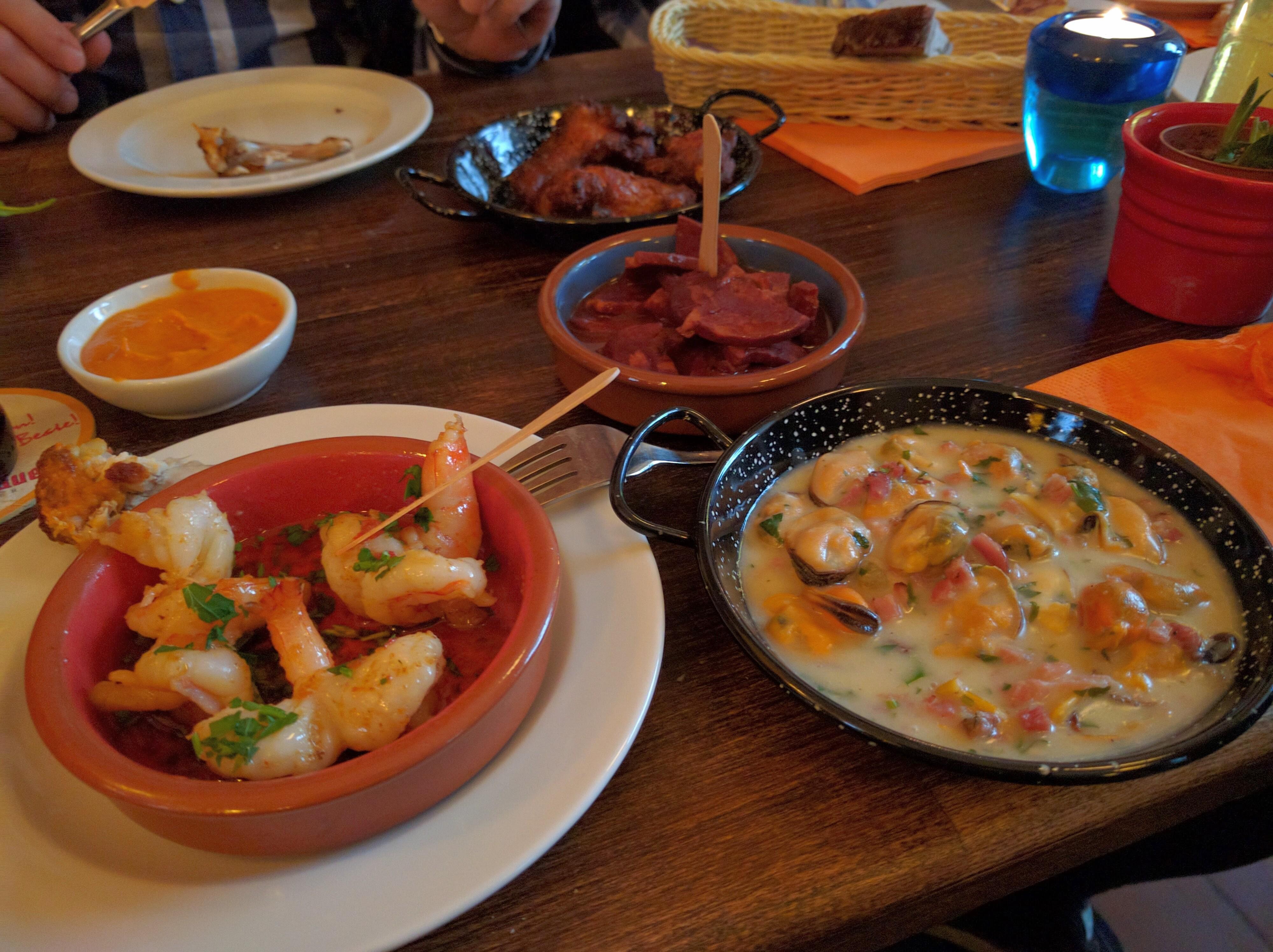 Luxus Spanische Küche Tapas