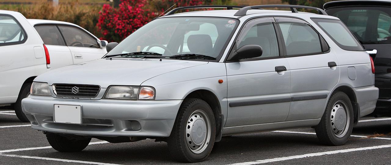 Suzuki Cultus Wagon