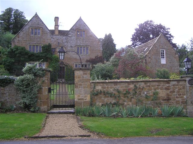 The Dower House, Ilmington - geograph.org.uk - 1467286