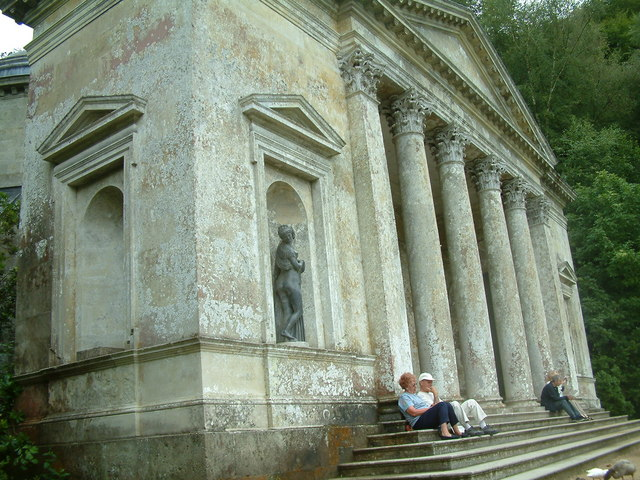The Pantheon at Stourhead - geograph.org.uk - 206655